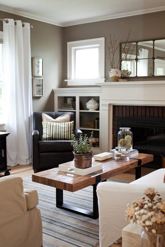 Great neutral living room options